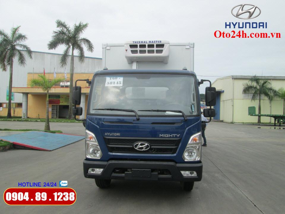 Xe Tải Hyundai Mighty EX8 Đông Lạnh
