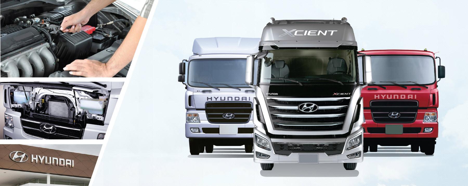 Công ty CP XNK Hyundai Thành Công