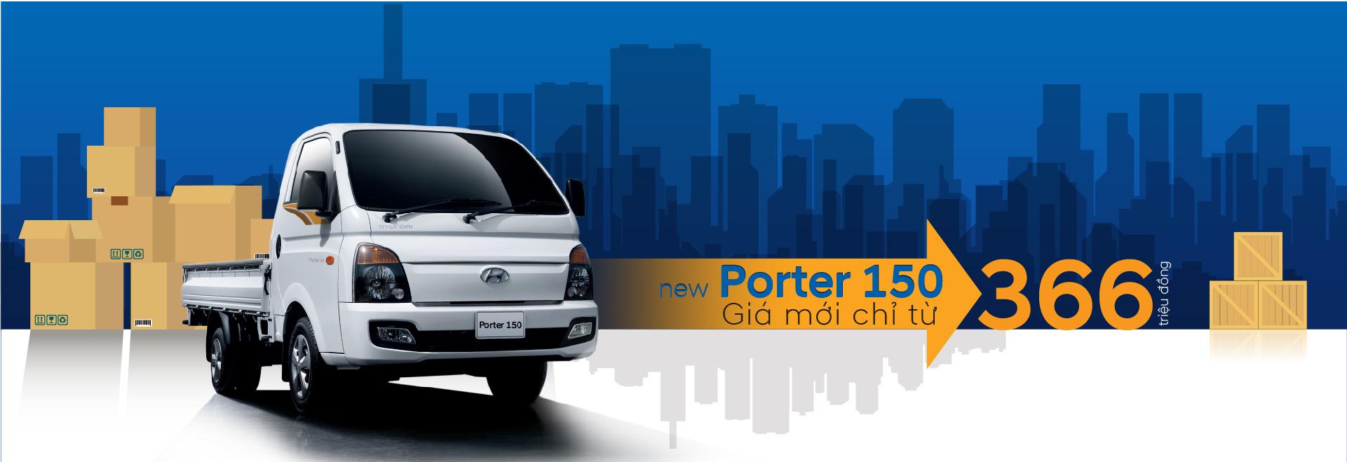 Hyundai Porter 150 Thành Công