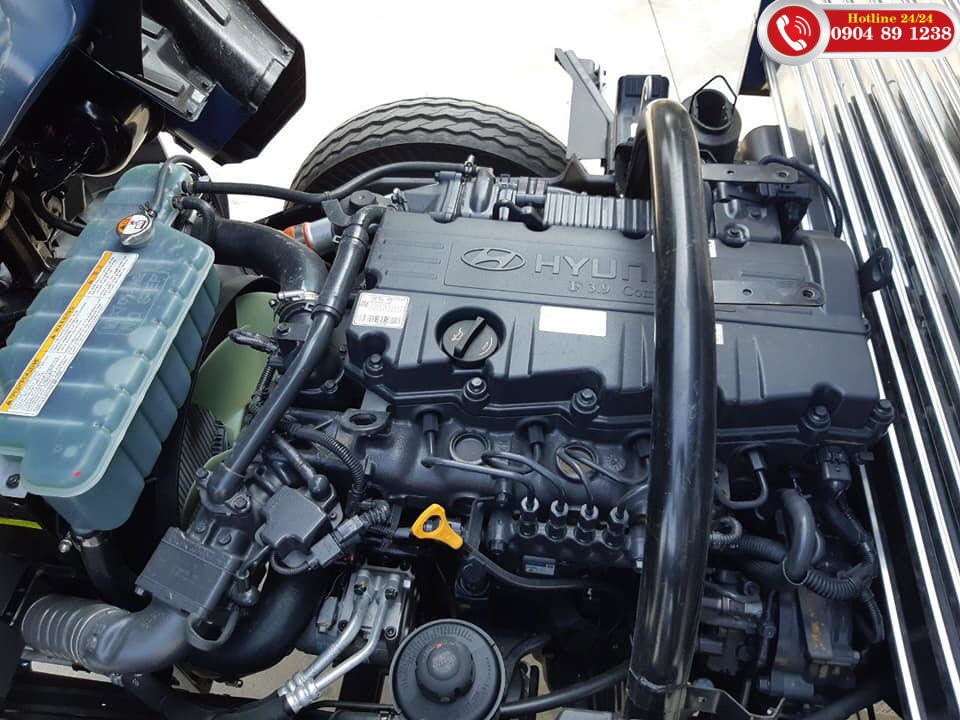 giá xe tải hyundai n250sl thùng dài 4,3