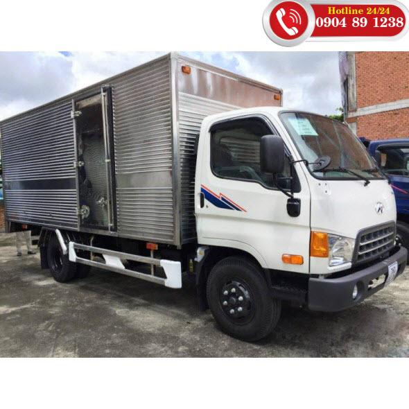 Xe Tải Hyundai 8 Tấn Mighty 2017 Thành Công