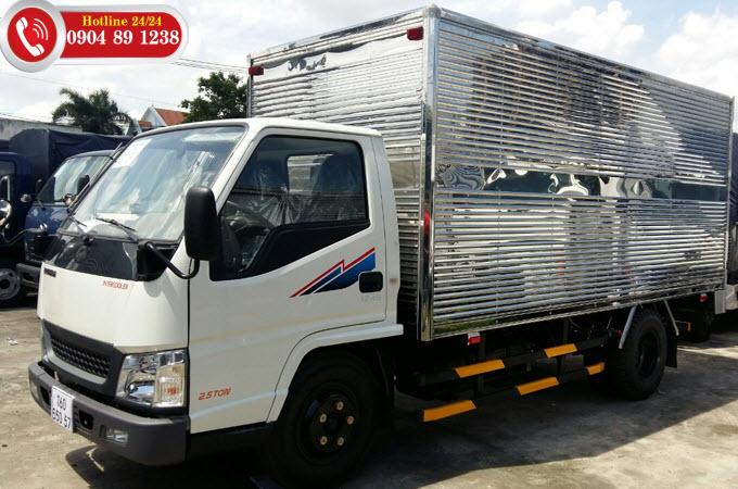 xe tải iz49 thùng kín999