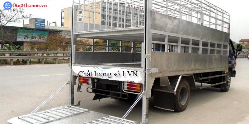 Sửa Chữa Và Đóng Mới Thùng Xe Tải Tại Hà Nội