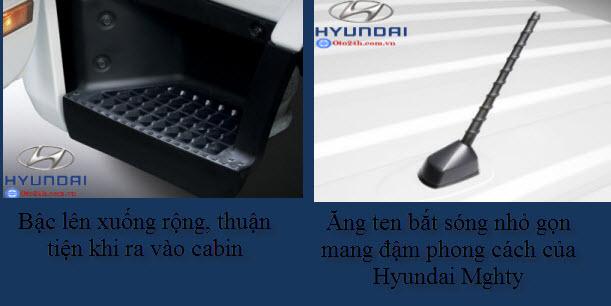 HYUNDAI EX6 THÙNG BẠT 4.5 TẤN