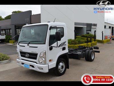 Xe Tải Hyundai EX6 4.5 Tấn Thùng Dài 5m