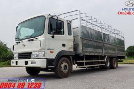Hyundai HD240 Thùng Bạt 3 Chân 15 Tấn