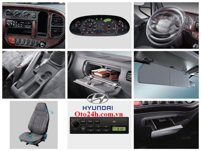 Hyundai 110SL 7 Tấn Thành Công