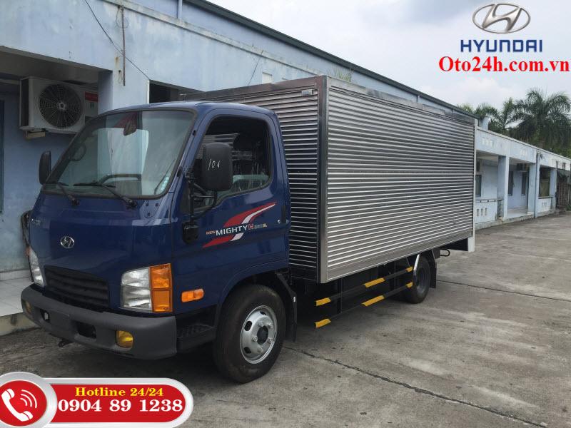 Xe Tải Hyundai N250SL 2.5 Tấn Ở Hà Nội