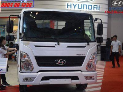 Thông Số Xe Hyundai EX6 5 Tấn