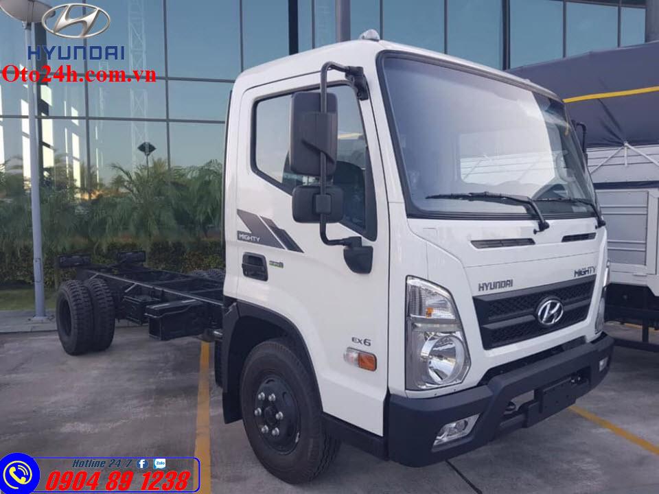 Hyundai Mighty EX6 5 Tấn Thành Công