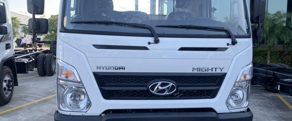 Thông Tin Về Xe Tải Hyundai Mighty EX8