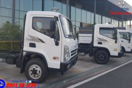 Xe Tải Hyundai Mighty EX8 7.5 Tấn Nhập Khẩu