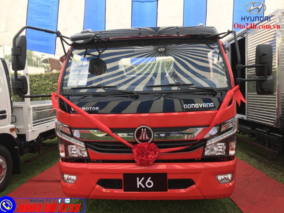 Xe Tải Vinamotor K6 5 Tấn Thế Hệ Mới