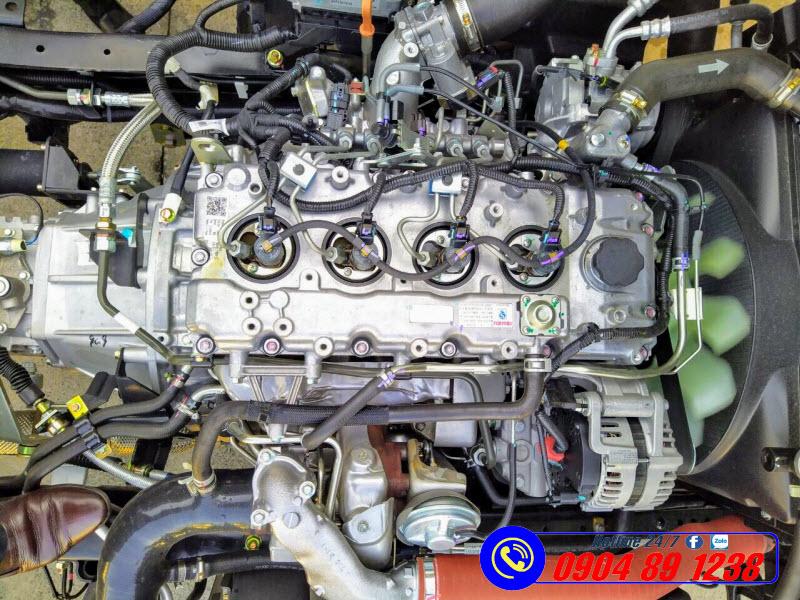 Xe Tải IZ650 SE 6.5 Tấn Đô Thành