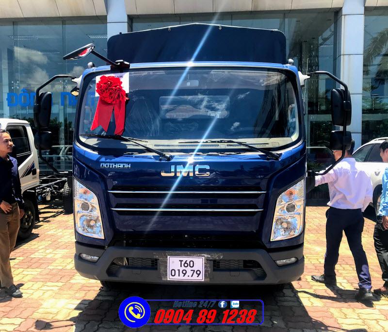 Xe Tải IZ650 SE 6.5 Tấn Thùng Bạt Đô Thành