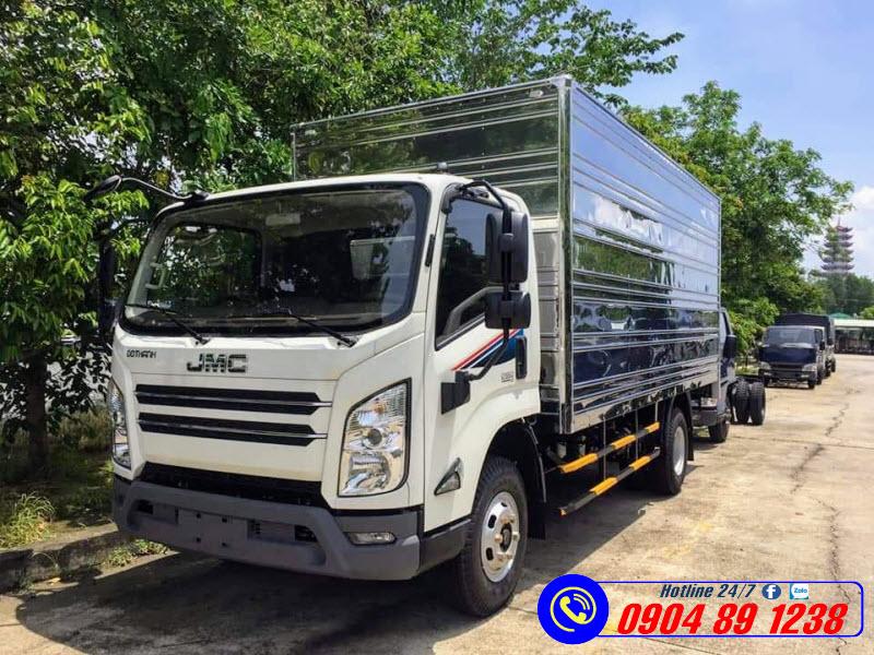 Xe Tải Đô Thành IZ650 SE Thùng Kín
