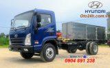 Thông Số Kỹ Thuật Xe Tải Hyundai EX8 GTL