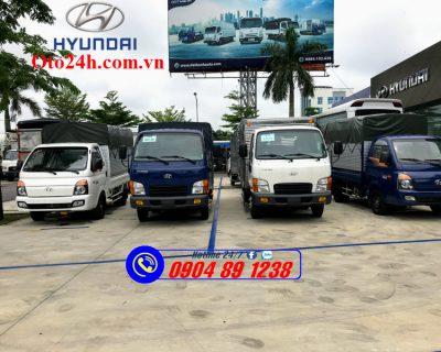 Bảng Giá Xe Tải Nhẹ Hyundai 2020