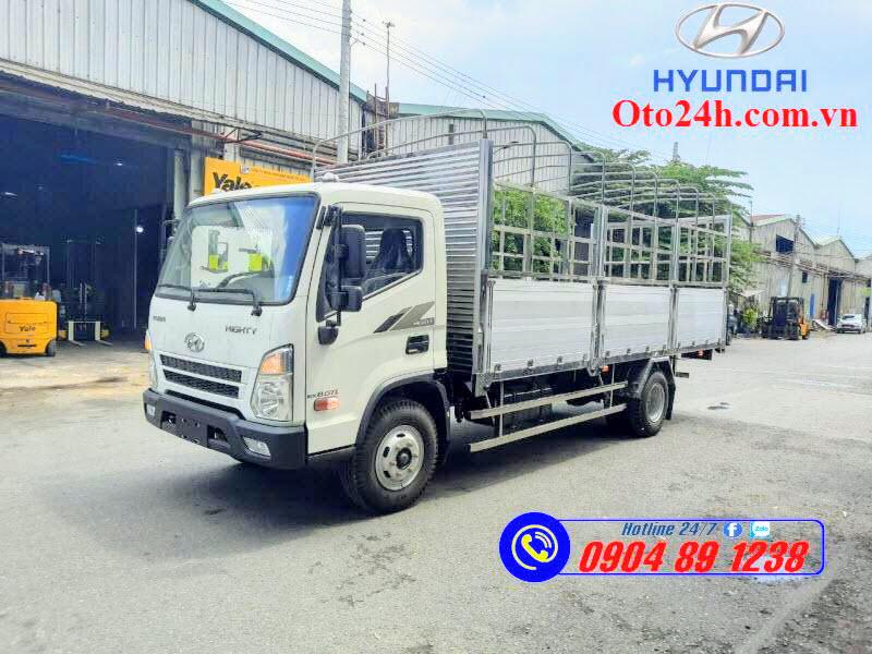 Dòng Xe Tải Hyundai EX8 GTL 7 Tấn Thùng 5m8 Có Đáng Mua Không