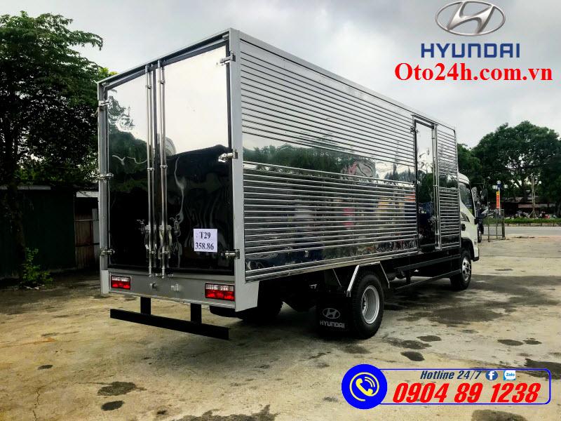 Xe Tải Hyundai EX8 GTL Thùng Kín