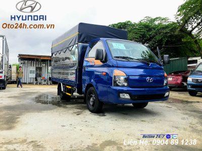 Chi Phí Lăn Bánh Xe Tải Hyundai Porter H150 Năm 2020