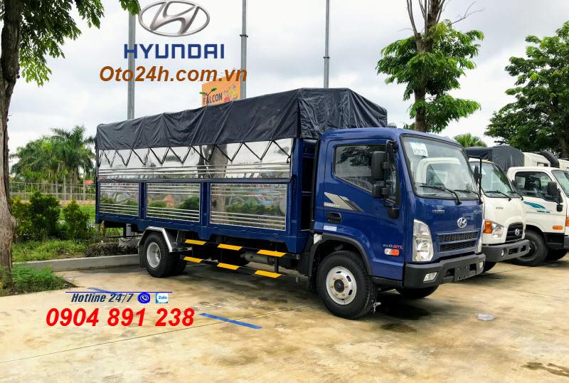 Bảng Giá Xe Tải Hyundai Tháng 05/2021