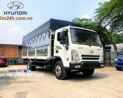 Giá Xe Tải Hyundai EX8 GTL Thùng Mui Bạt