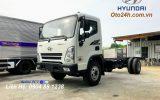 Xe Tải Hyundai Mighty EX8 GT Ở Vĩnh Phúc