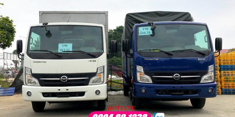 Giá Lăn Bánh Xe Tải 1.9 Tấn Nissan NS200
