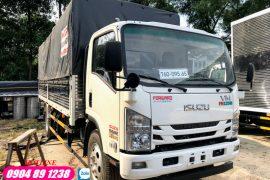 Xe tải 8 tấn Isuzu Vĩnh Phát thùng dài 6m2