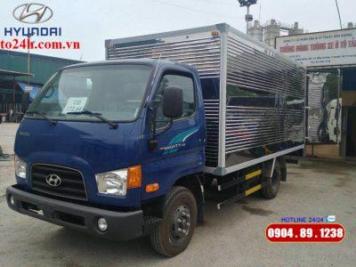 Báo Giá Chi Phí Lăn Bánh Xe Tải Hyundai Mighty 75S