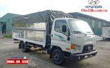 Thông Số Kĩ Thuật Xe Tải Hyundai Mighty 75S 3.5 Tấn