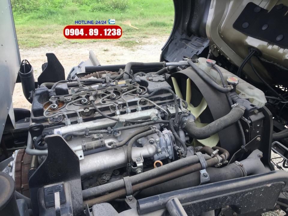 Xe Tải Cabstar NS200 Đồng Vàng