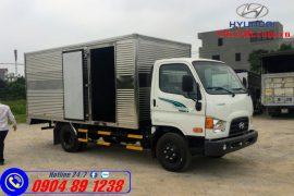 Xe Tải Hyundai Mighty 110XL Thùng Kín