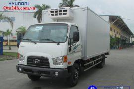 Xe Tải Hyundai 110XL Thùng Đông Lạnh