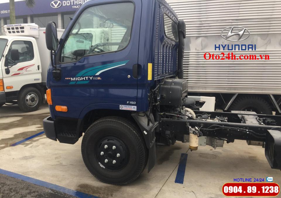 Xe Tải Hyundai Mighty 110SL Tại Hải Phòng