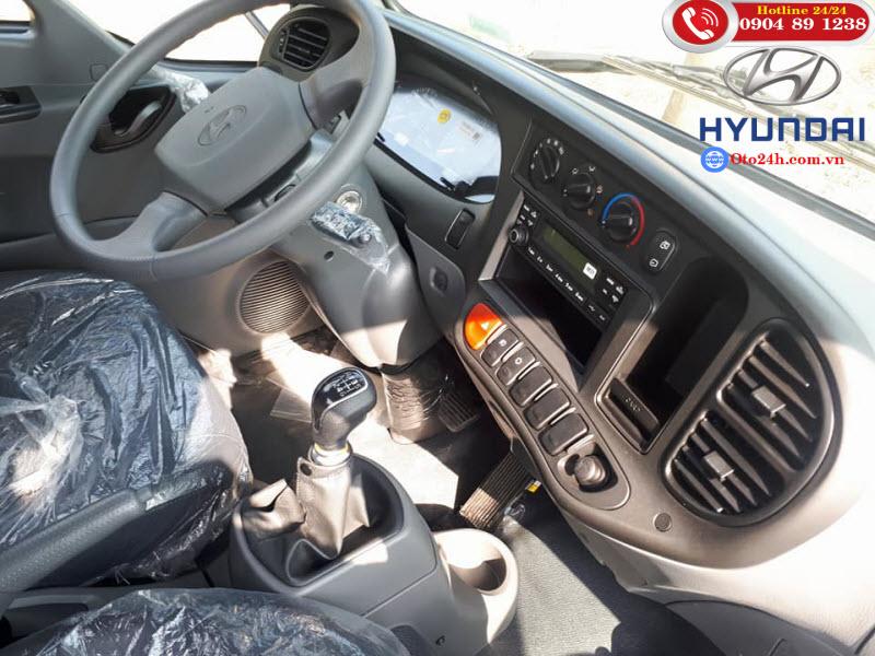 Xe Tải 2.5 Tấn Hyundai N250 Thùng Dài 3m6 2021
