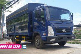 Xe Tải Hyundai Mighty EX6 Thùng Bạt Bản Cao Cấp